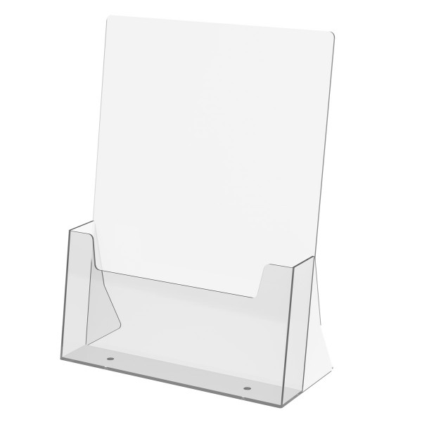 Tischprospektkasten DIN A4