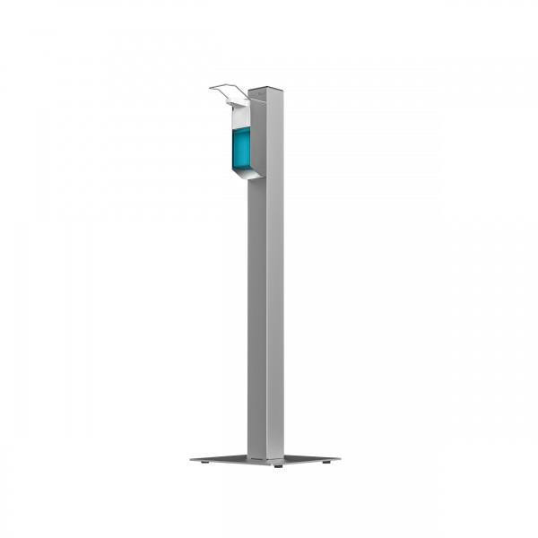 Desinfektions-System Aroa SPS, Edelstahl, mit Pumpspender
