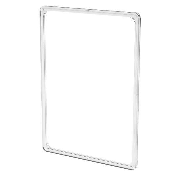 Plakatrahmen DIN A3, transparent