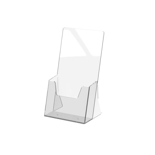 Tischprospektkasten DIN A6 / DIN lang