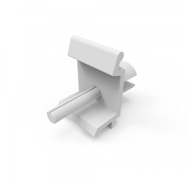 Scannerschienen-Klammer für LK-Profile